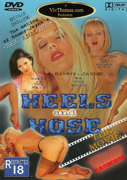 Heels and Hose - The Movie Box Cover