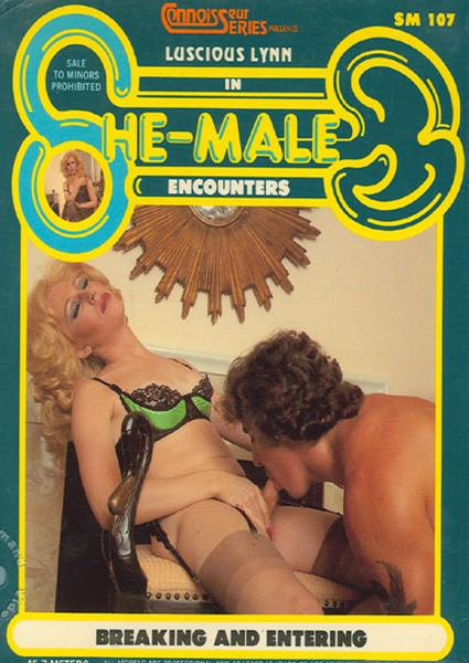She-Male Encounters 107 - Breaking & Entering Box Cover