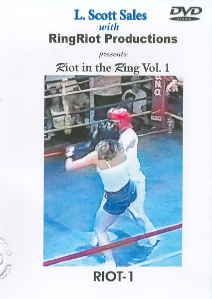 RIOT-1: Riot In The Ring Vol. 1 Box Cover