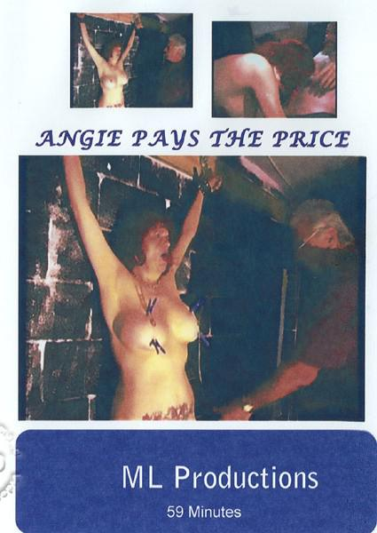 Angie Pays The Price Box Cover
