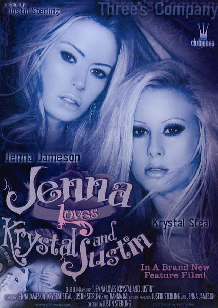 Jenna Loves Krystal And Justin Box Cover