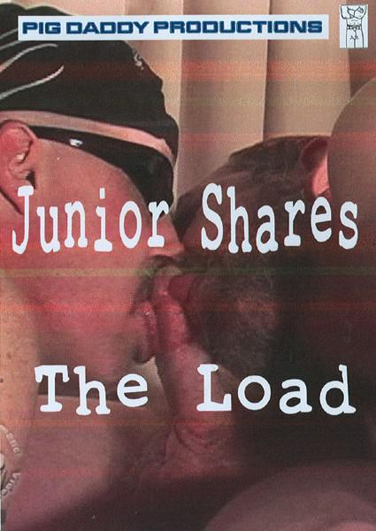 Junior Shares The Load Box Cover