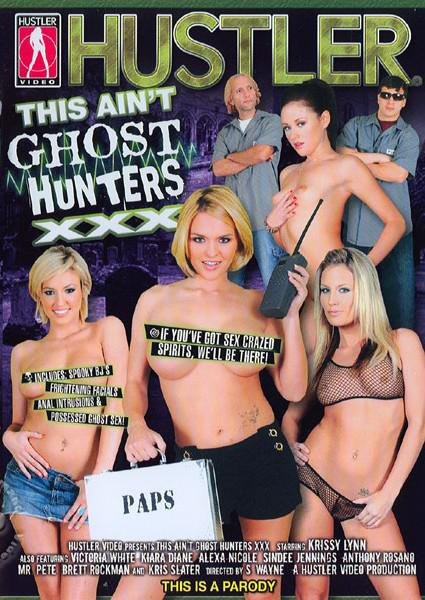 This Ain't Ghost Hunters XXX Box Cover