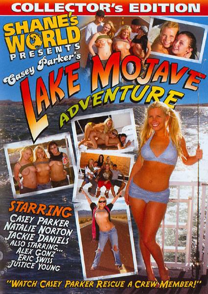 Casey Parker's Lake Mojave Adventure Box Cover