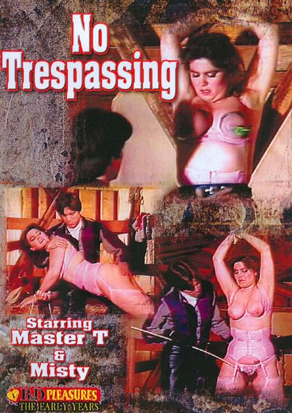 No Trespassing Box Cover