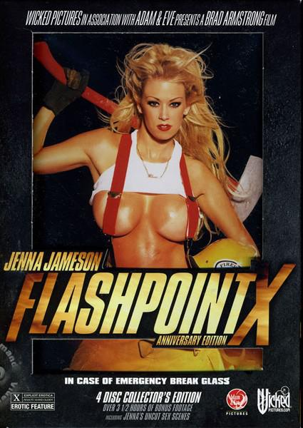 Flashpoint Box Cover