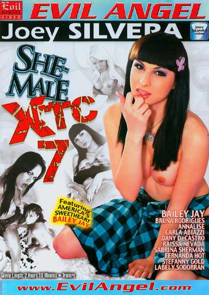 She-Male XTC 7 Box Cover