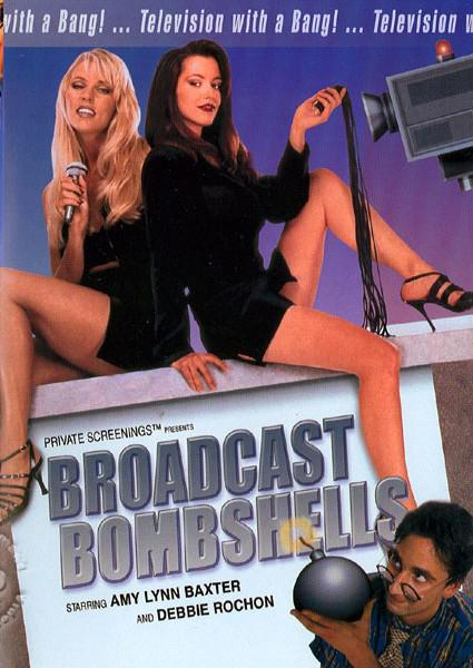 Broadcast Bombshells Box Cover