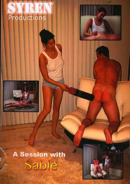 A Session With Sable Box Cover