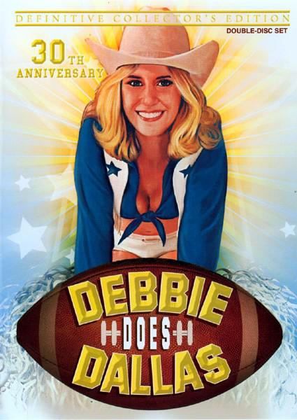 Debbie Does Dallas 30th Anniversary: Re-mastered Feature Box Cover