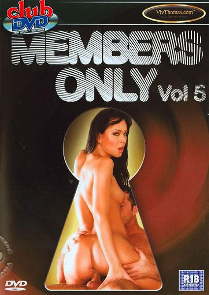 Members Only Vol. 5 Box Cover