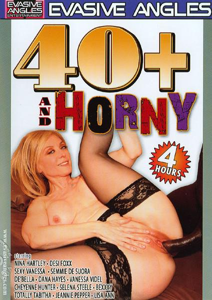 40+ And Horny Box Cover