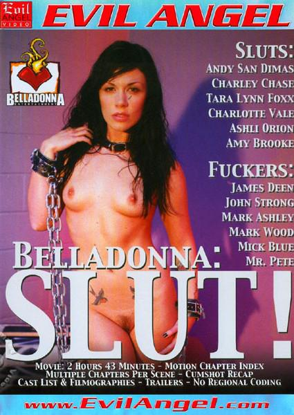 Belladonna: Slut! Box Cover