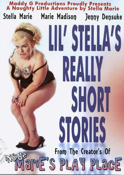 Lil' Stella's Really Short Stories Box Cover