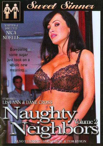 Naughty Neighbors 2 Box Cover