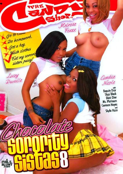 Chocolate Sorority Sistas 8 Box Cover