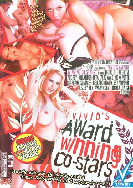 Vivid's Award Winning Co-Stars Box Cover