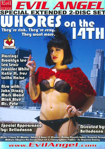 Whores On The 14th (Disc 2) Box Cover