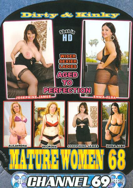 Dirty & Kinky Mature Women 68 Box Cover