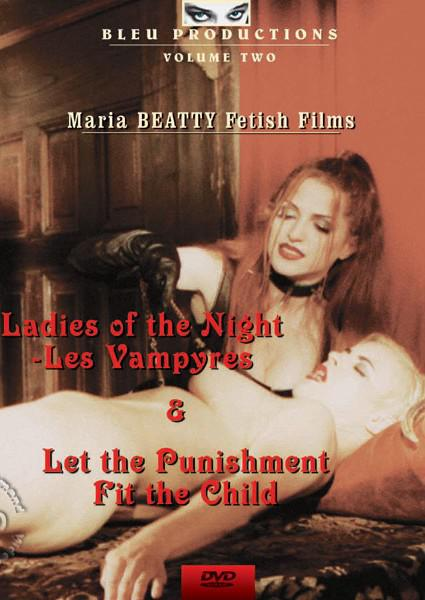Ladies Of The Night - Les Vampyres Box Cover