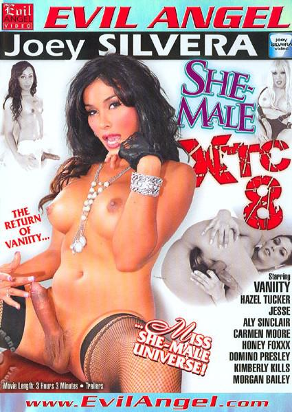 She-Male XTC 8 Box Cover