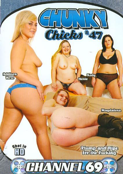 Chunky Chicks #47 Box Cover