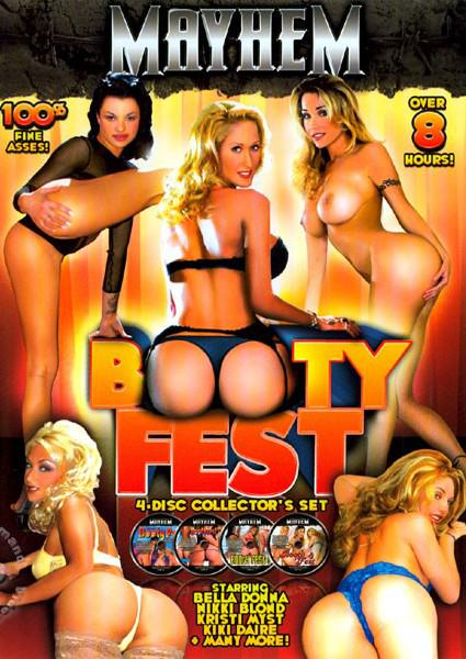 Booty Fest In Budapest