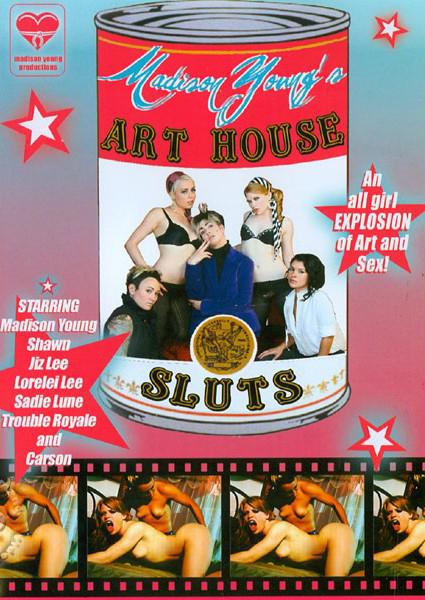 Madison Young's Art House Sluts Box Cover