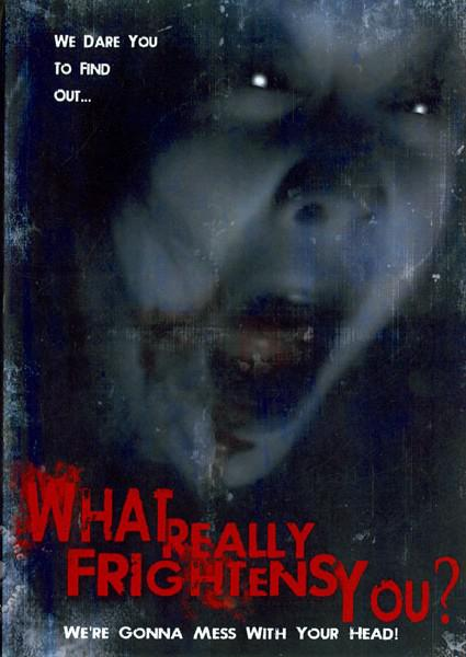 What Really Frightens You? Box Cover