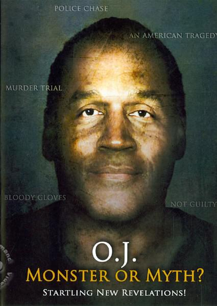 O.J. - Monster Or Myth? Box Cover
