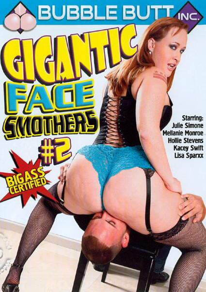 Gigantic Face Smothers #2 Box Cover