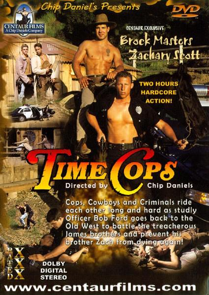 Time Cops Box Cover