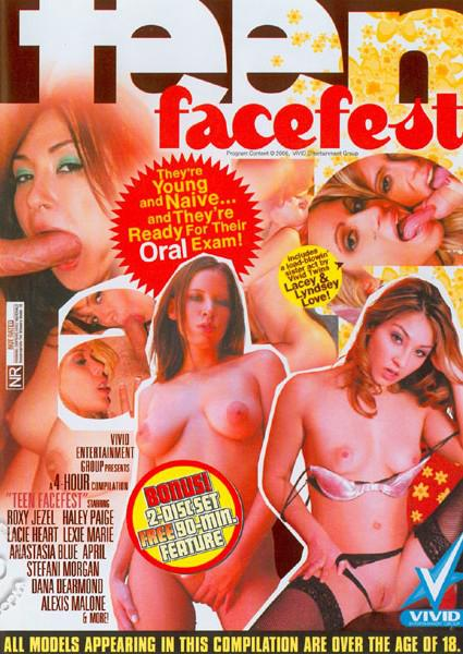 Teen Facefest Box Cover