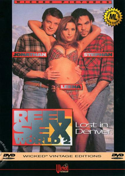 The Reel Sex World 2 Box Cover