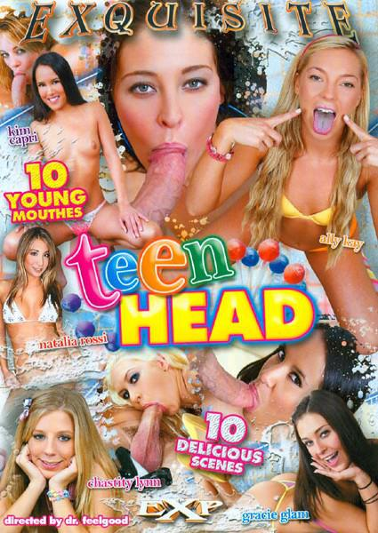 Teen Head Box Cover