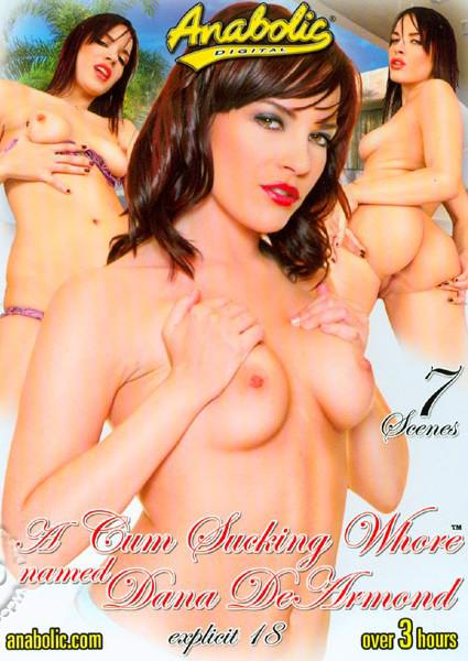 A Cum Sucking Whore Named Dana DeArmond Box Cover
