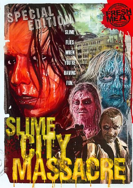 Slime City Massacre Box Cover
