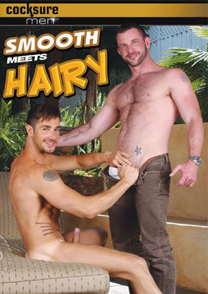 Smooth Meets Hairy Box Cover