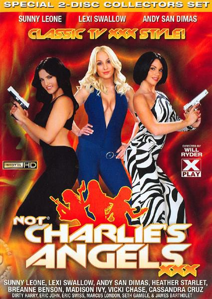 Not Charlie's Angels XXX (Disc 2) Box Cover
