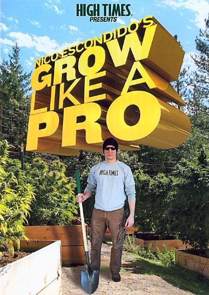 Nico Escondido's Grow Like A Pro (822720200696) Box Cover