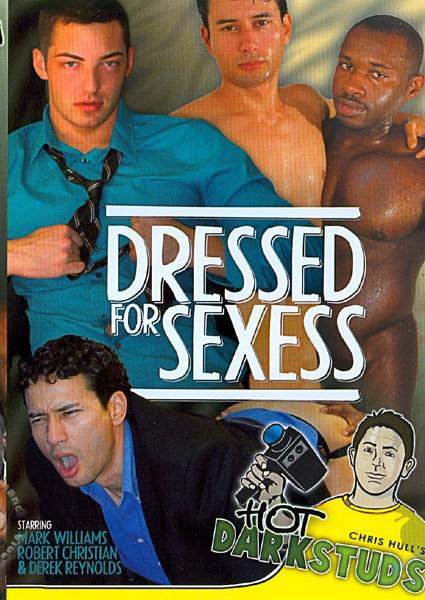 Dressed For SeXess Box Cover