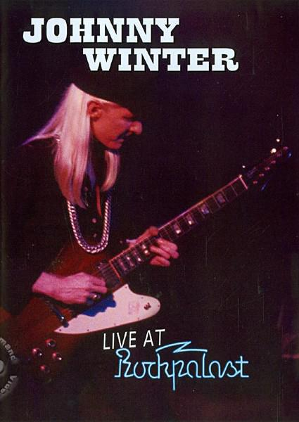 Johnny Winter: Live At Rockpalast (760137518495) Box Cover