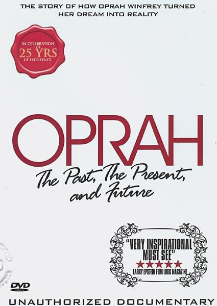 Oprah: The Past, The Present, and Future (827191000363) Box Cover