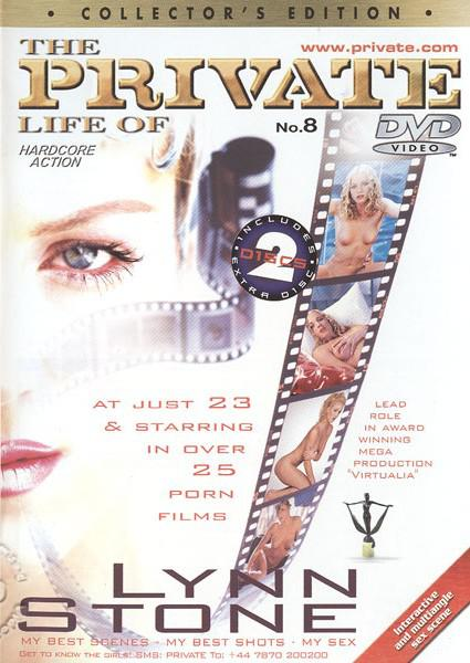 The Private Life Of Lynn Stone (Disc 1) Box Cover
