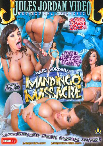 Mandingo Massacre Box Cover