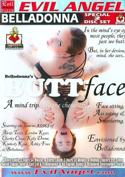 Belladonna's Buttface (Disc 1) Box Cover