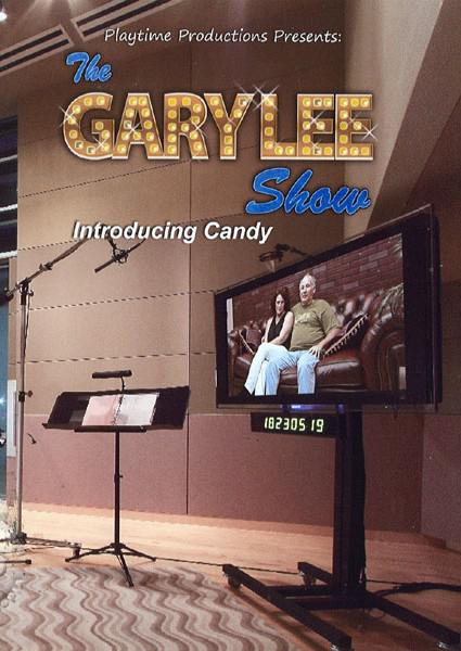 The Gary Lee Show - Candy Box Cover