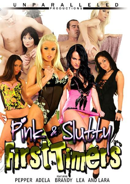Pink & Slutty First Timers Box Cover