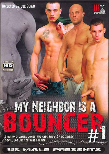 My Neighbor Is A Bouncer #1 Box Cover