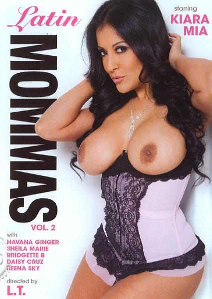 Latin Mommas Vol. 2 Box Cover